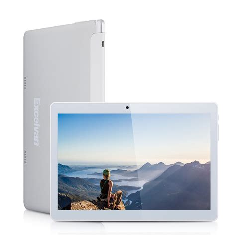 Tablet 10 Inch Malaysia excelvan 10 1 tablet pc 16gb eu white lazada malaysia