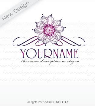 design logo flower flowers logo design buy floral logo stock designed