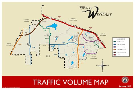 westlake texas map westlake tx official website maps