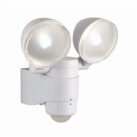 battery led motion light 4w outdoor battery operated security rotatable motion
