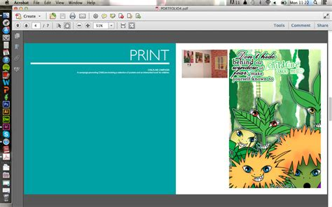layout portfolio word portfolio layout design amy simone design