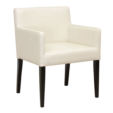 White Leather Dining Chairs Decision For Your Home Interior White Leather Dining Room Chairs Dining Chairs