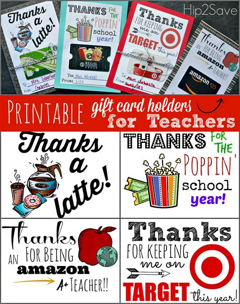 Gift Card Holder Ideas For Teachers - in n out teacher gift card gifts pinterest teacher gifts teaching and gift cards