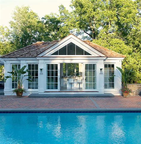 Pool House Pool House Contemporary Pool Tutun Interiors