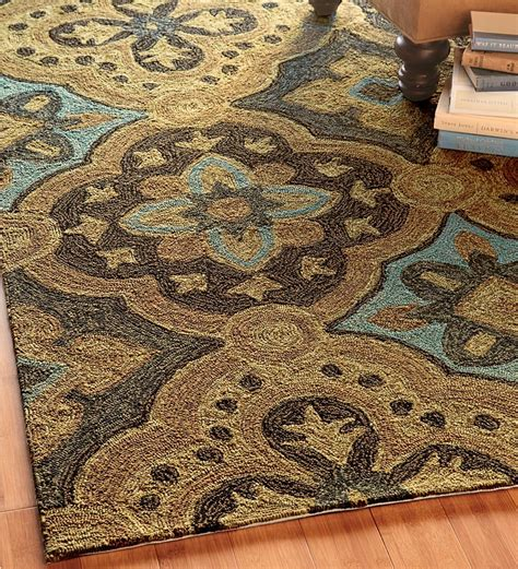 Rugs For Outdoors with 9 X 12 Habitat Indoor Outdoor Rug Kitchen Rugs