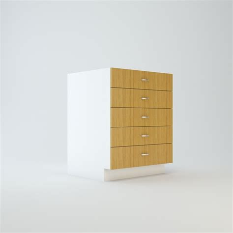 base cabinet 27 quot for stack of five drawers