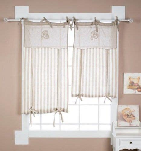 tenda provenzale blanc mariclo tenda finestra 60 x 120 shabby country