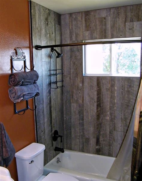 western themed bathroom rustic bathroom