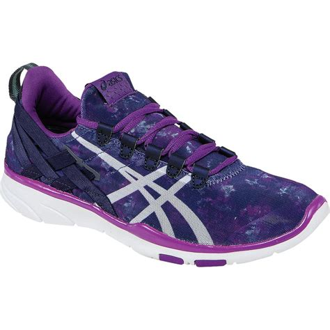 running fit shoes asics gel fit sana running shoe s