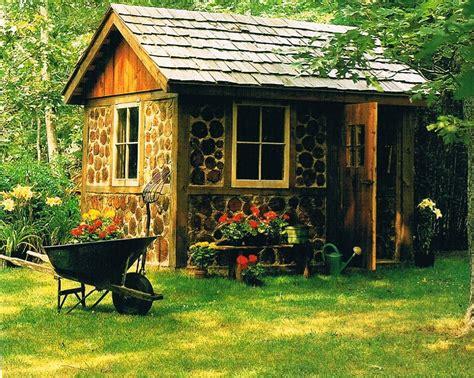 timber frame wood shed famin