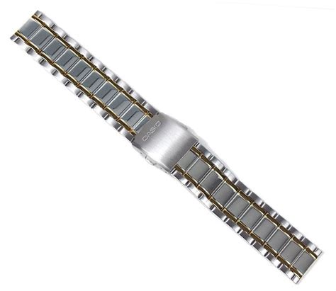 Casio Mtp 1235l 1a casio collection ersatzband uhrenarmband edelstahl band
