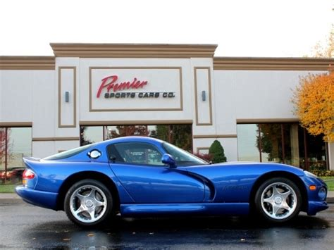 car owners manuals for sale 1996 dodge viper lane departure warning 1996 dodge viper gts for sale in springfield mo stock p4313