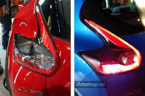 Lu Led Mobil Datsun lu belakang led rear stop l new nissan juke baru 2015