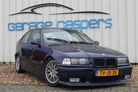 occasion bmw 323ti compact hatchback 1998 blauw