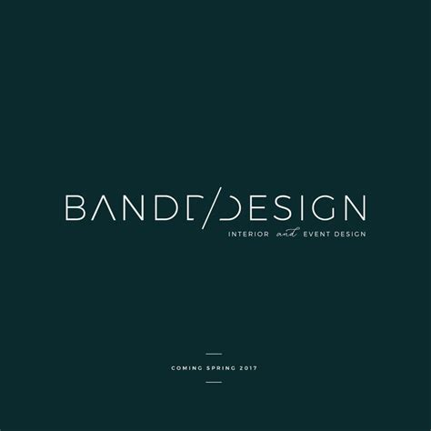 interior design logo font the 25 best modern logo design ideas on