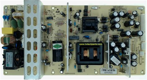 Power Supply Tv Led Sharp sharp model lc 60le452u power supply board part number nqp890pm06003