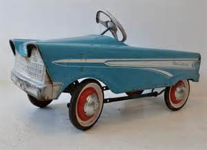 vintage murray pedal car firefly house