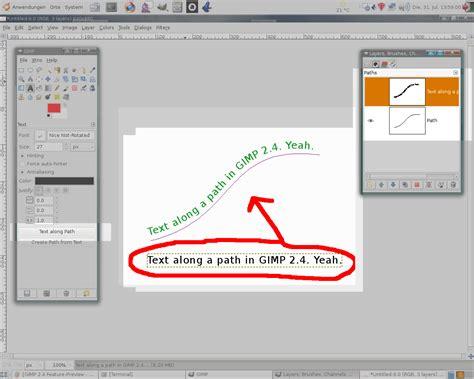 gimp basics gimp 2 4 the new features tutorial gimp basics gimp 2 4 the new features tutorial