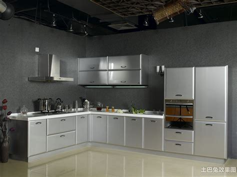 Stainless Steel Commercial Kitchen Cabinets by