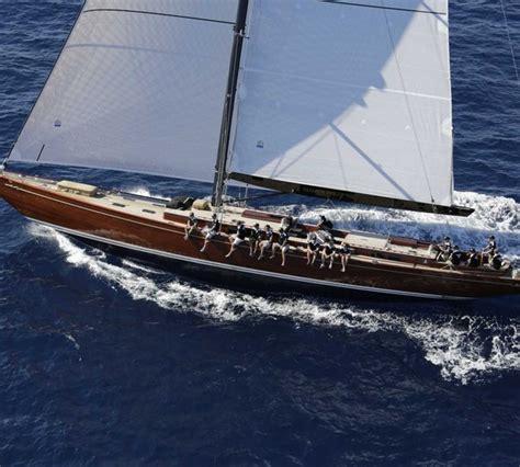 luxury sailboats yacht tempus fugit an arkin pruva superyacht