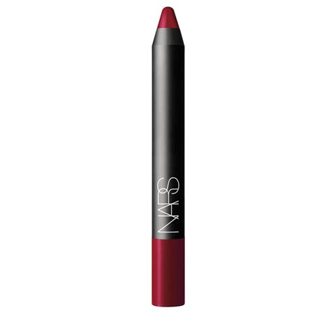 Lipstik Pensil nars cosmetics velvet matte lip pencil limited edition mysterious