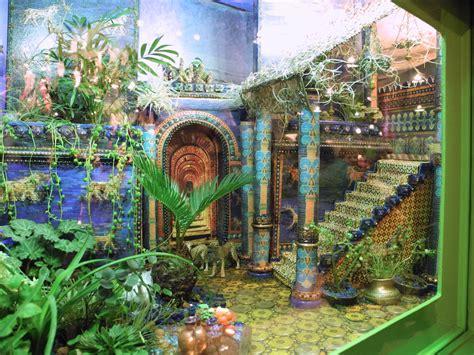 Garden Babylon by Miniature Gardening At The Philadelphia Flower Show Part