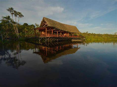 sacha lodge amazon extension galapagos safari camp