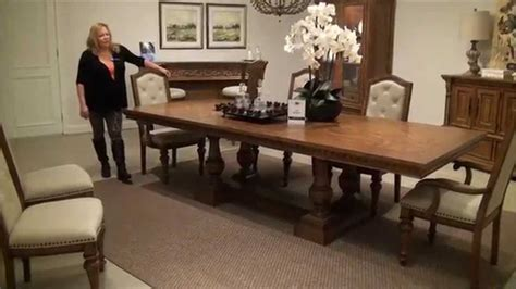 stratton dining room set by pulaski furniture home