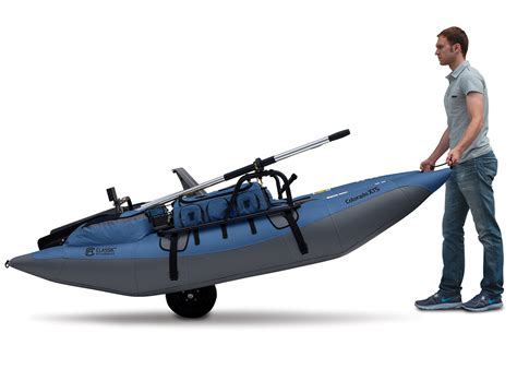 inflatable pontoon fishing boat accessories classic accessories colorado xts fishing inflatable