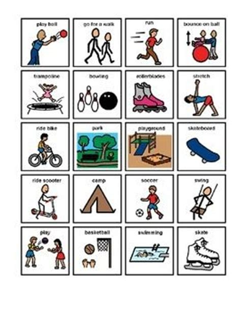 understanding my autism step into my boots books physical activity picture communication symbols boardmake