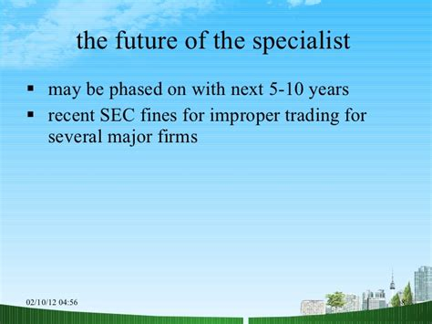 Mba Finance Stock Market by The Common Stock Market Ppt Mba Finance