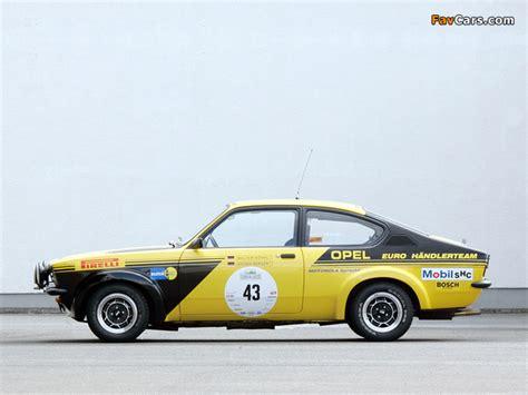 car wallpaper 640x480 opel kadett gt e rallye car 1976 77 wallpapers 640x480