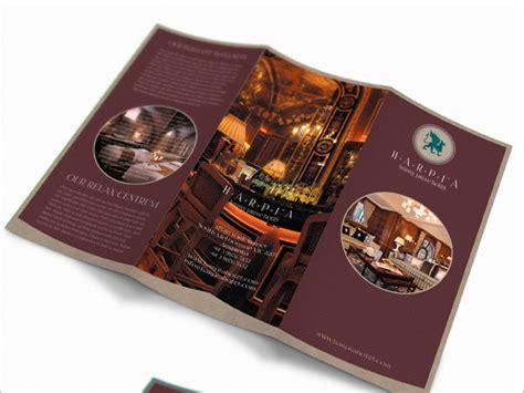 hotel brochure templates  ai indesign ms