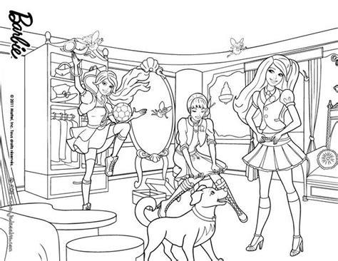 coloring pages barbie spy squad barbie spy squad coloring pages coloring pages