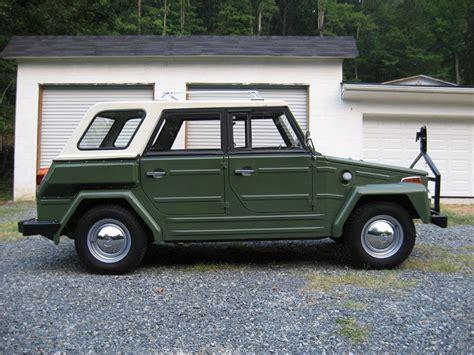 1974 volkswagen thing 1974 volkswagen thing 4 door convertible 61196