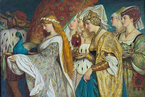 credenze medievali a tavola con gli inglesi medioevali