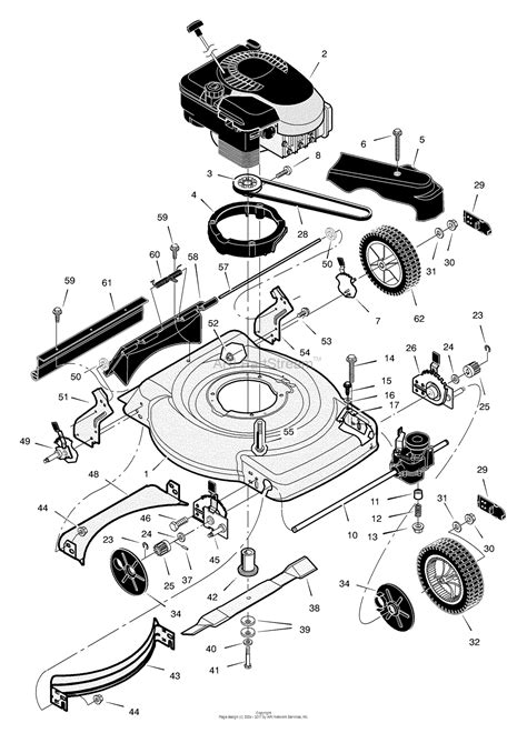 aftermarket lawn mower parts lawn mowers and lawn equipment mowers at jacks the autos