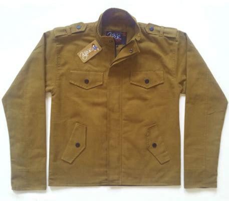 Jaket Semi Kulit Berkualitas Tinggi Menerima Preorder jaket cotton ga 2 jaket kanvas casual jcg300 kip s style