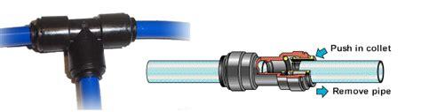 Dm Plumbing by What Type Of Plumbing Fittings Should I Use Caravans Plus