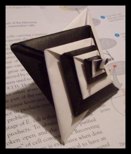 Origami Swirl By Negazero On Deviantart
