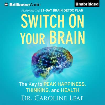 Dr Leaf 21 Day Brain Detox Program by 5 Audio Books To Free The Mind Infinity House Retreat