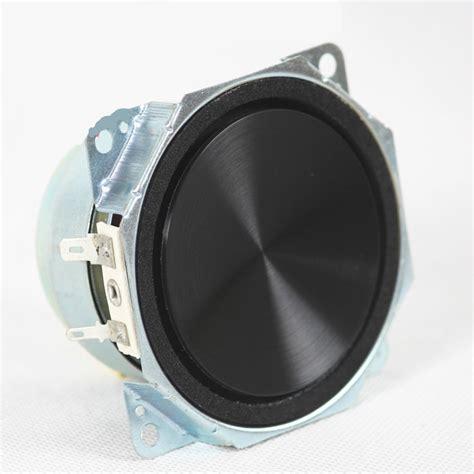 8 ohm speaker cabinet 2pcs 3 inch 8 ohm 30w speaker bass louderspeaker empty