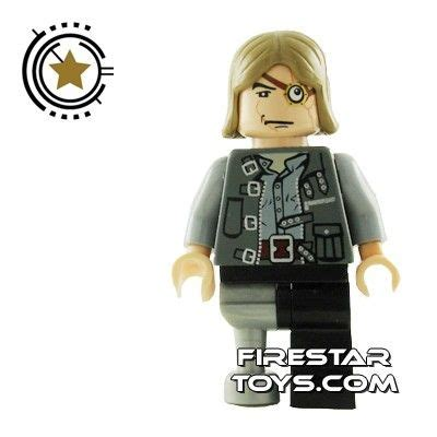 Lego Hp005 Harry Potter Minifigure Harry Potter lego harry potter minifigures mad eye moody lego toys lego and minis