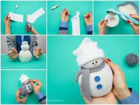 how to make sock snowmen pictures photos and images for facebook tumblr pinterest and twitter