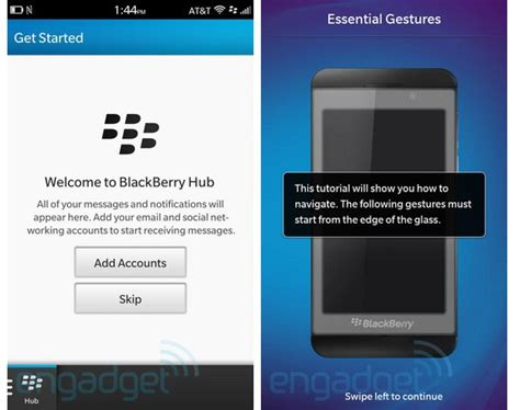 how do i set up my blackberry to check my business email back to blackberry a whole new ui world