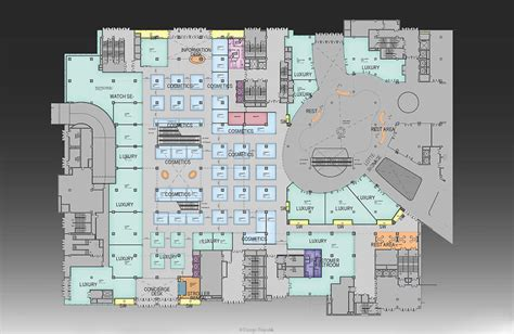 department store floor plan the lotte department store china sarika bajoria unlimited