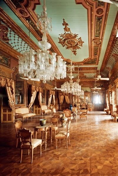 Falaknuma palace hotel has 60 exquisite rooms and special
