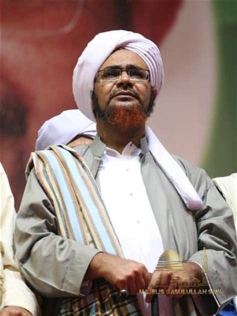 biografi habib umar bin hafidz sesat profil habib umar bin hafidz syiar majelis