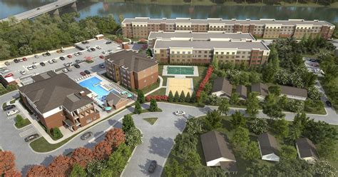 arkansas river lowlands student housing new student housing site plans august opening news