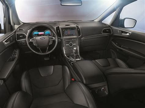 Smax Interior by Ford S Max 2015 Interior 08 Noticias Coches